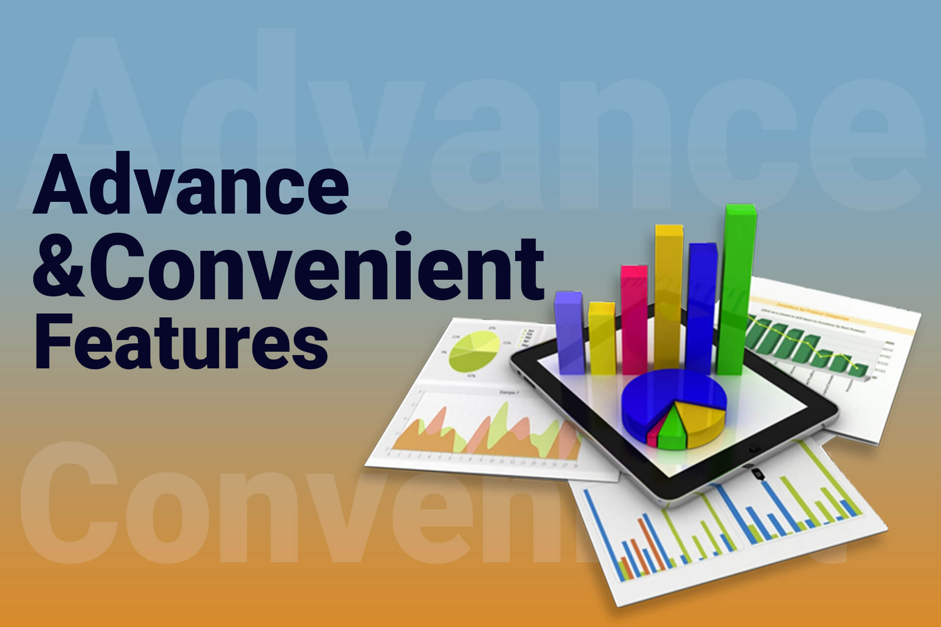 Advance and convenient features of salesforce