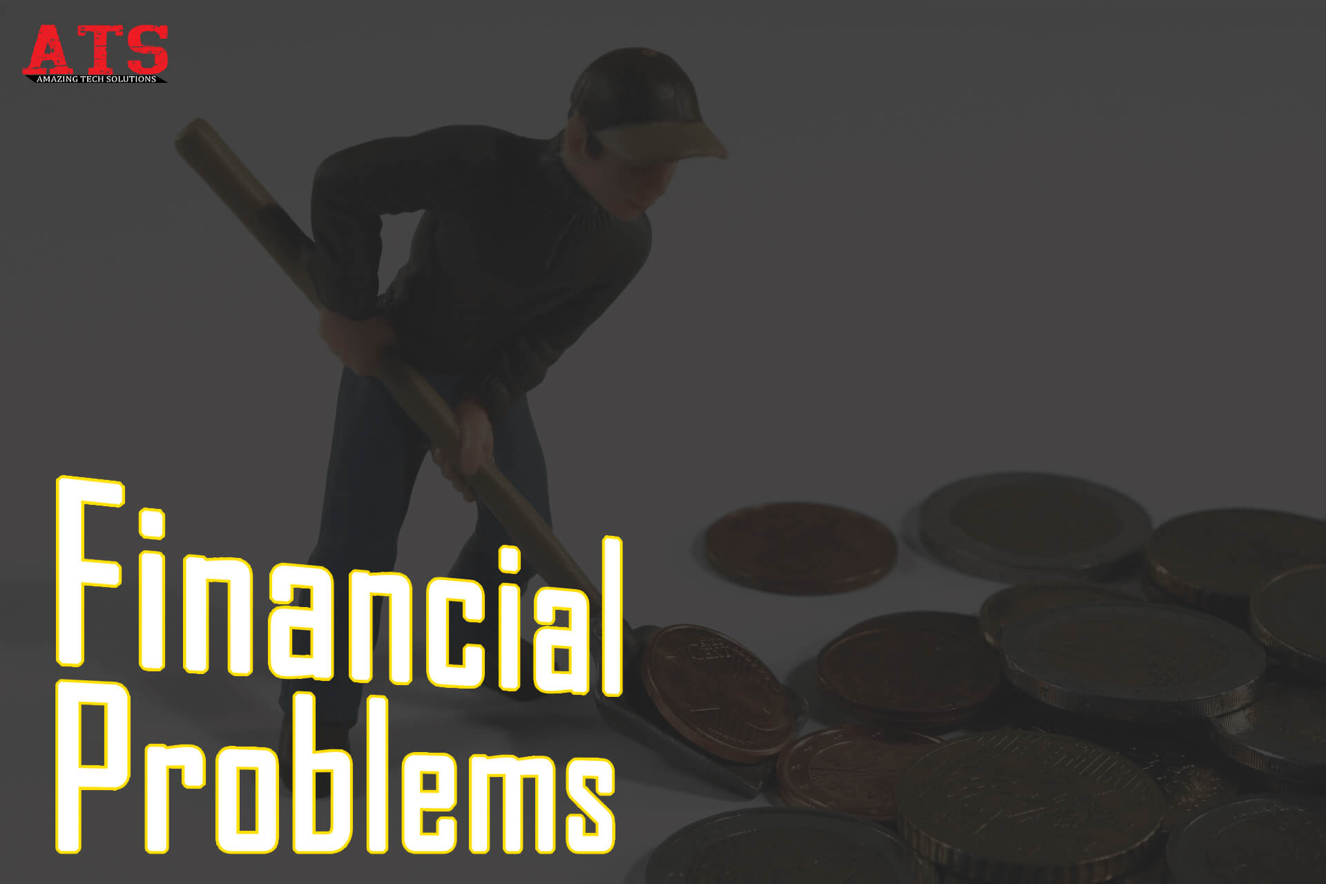 Financial problems for business
