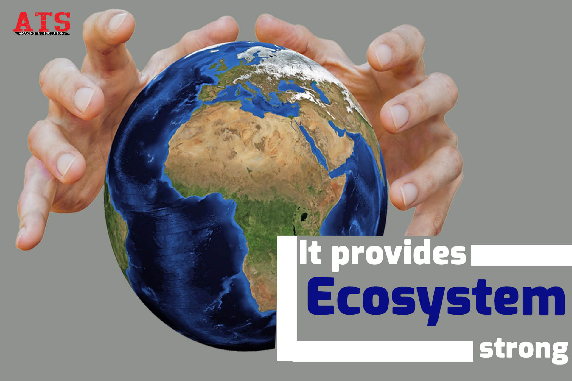 Salesforce provide strong ecosystem