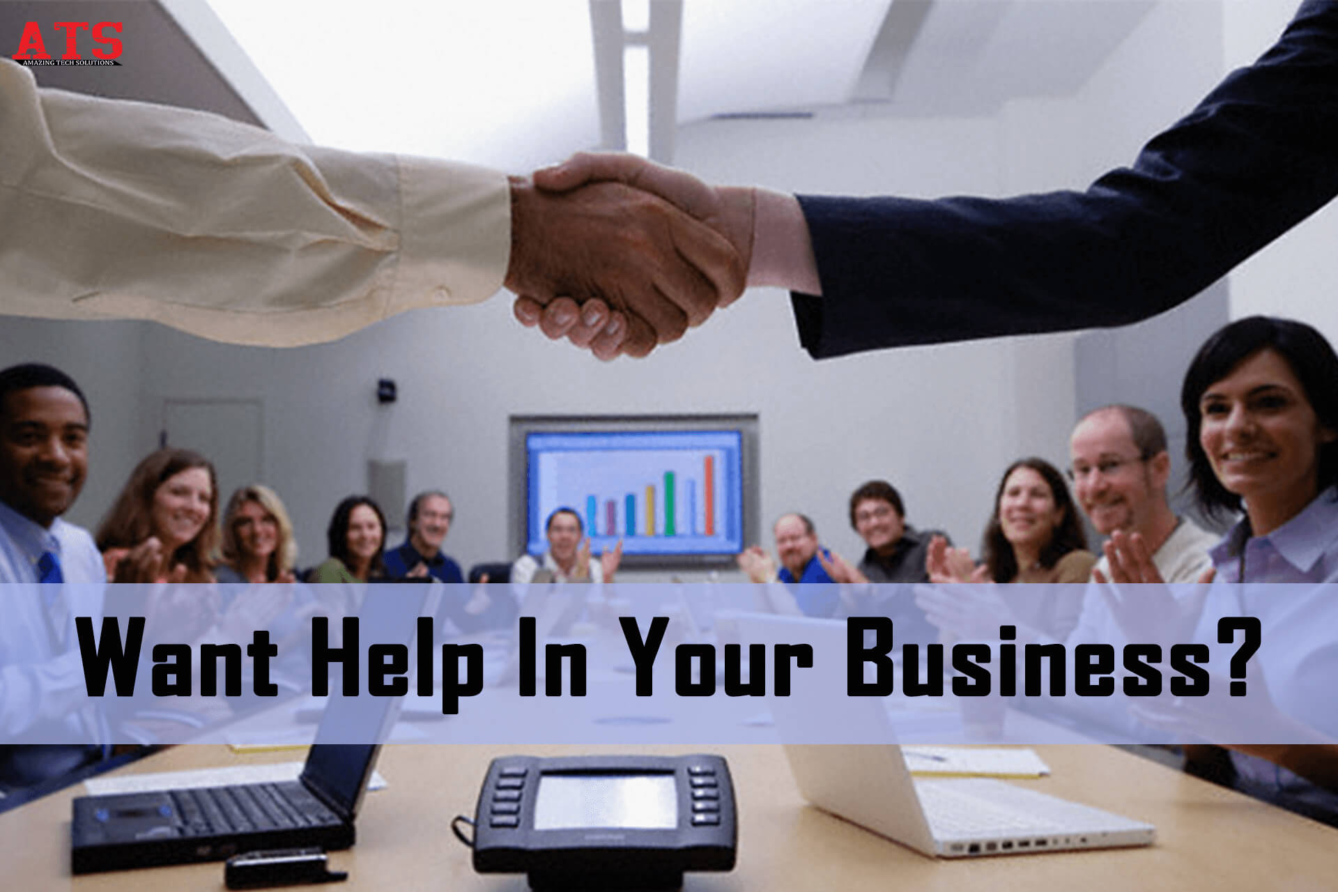 Want help in your business