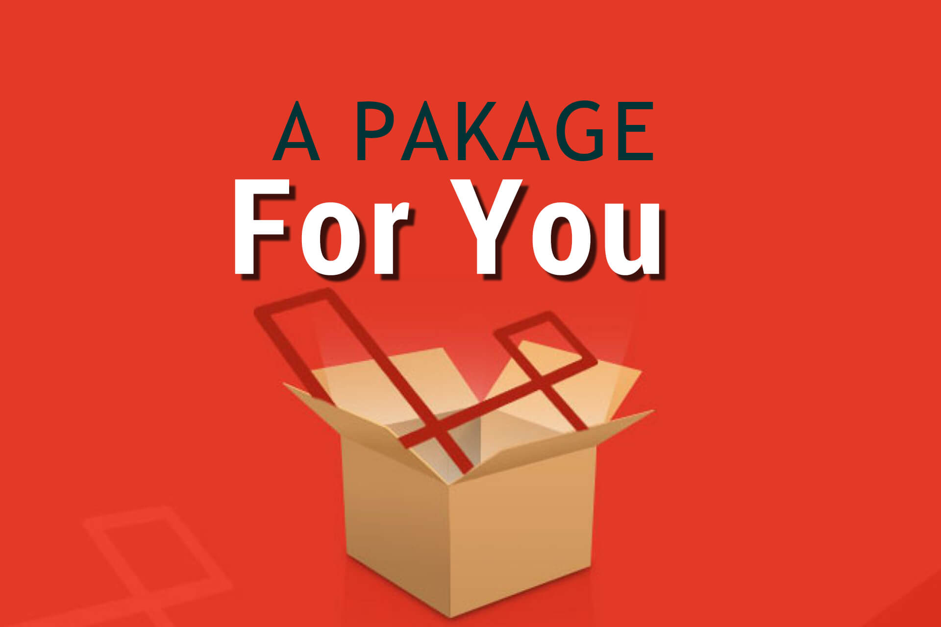 A Package For you