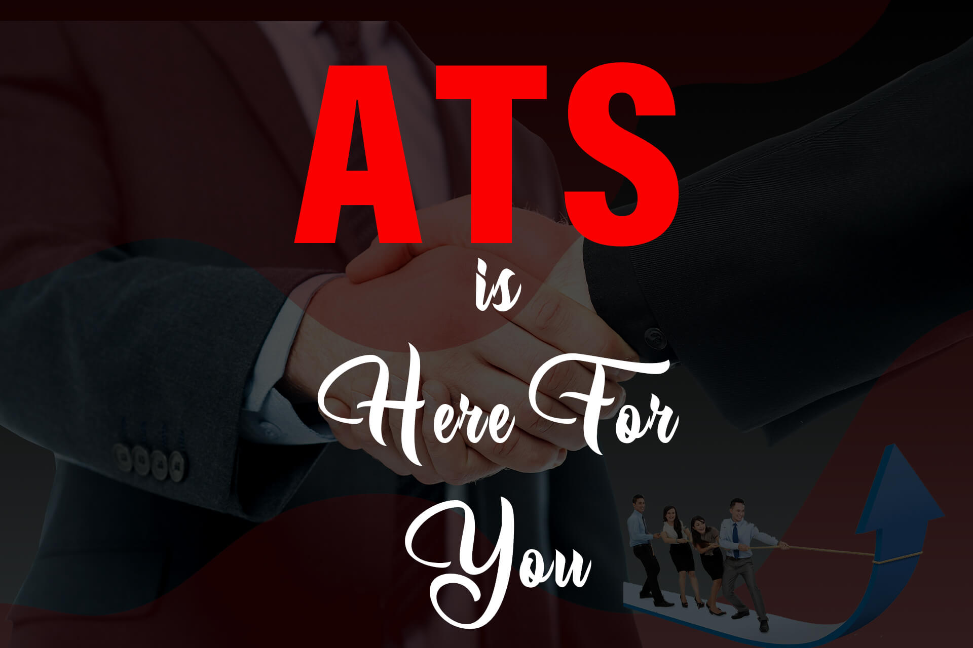 ATS is here for providing solutions to you