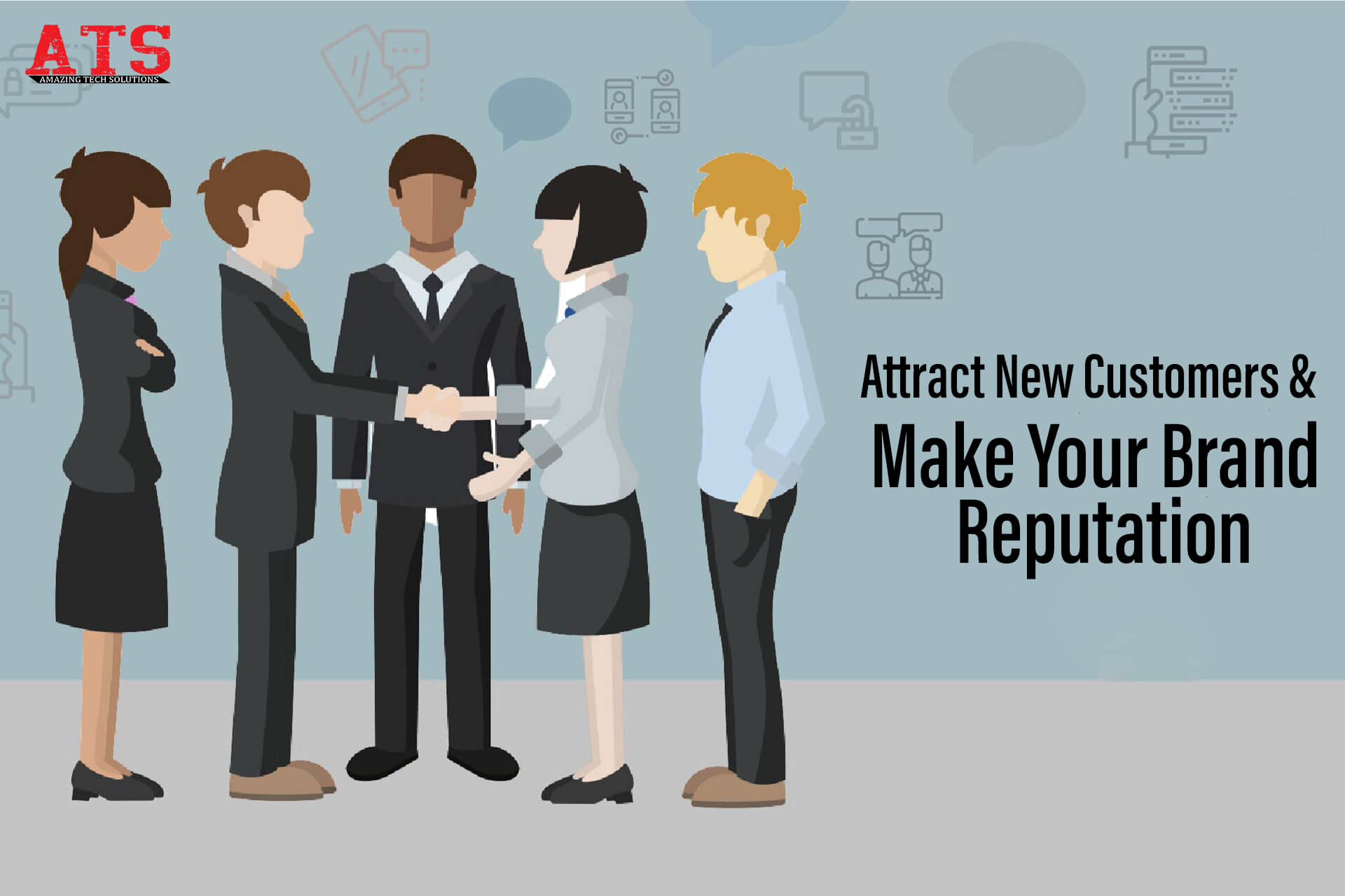 A Business Having Website Will Attract New Customers