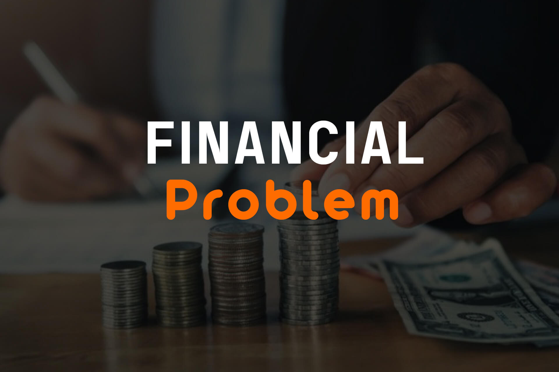 Financial Problem in businesses