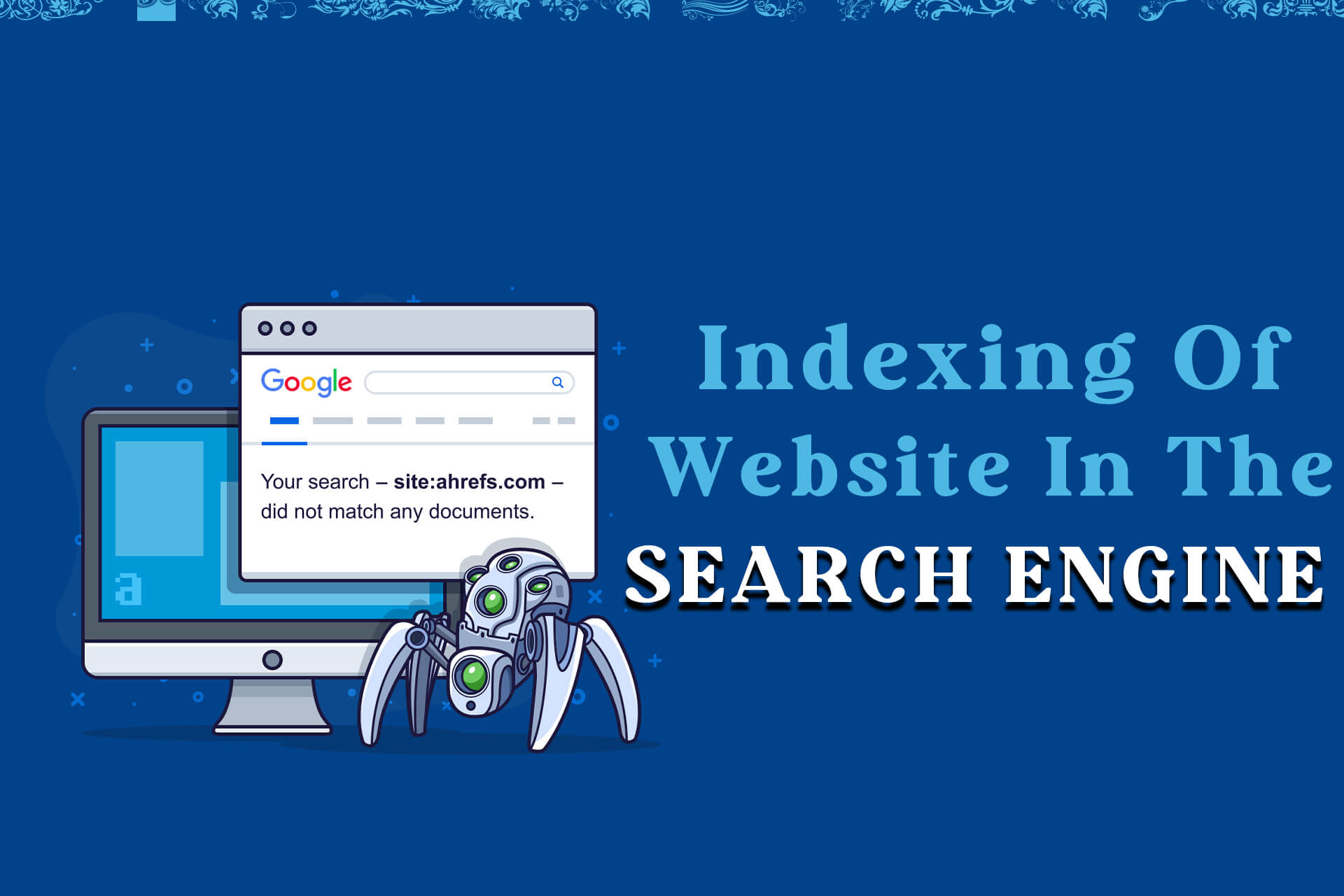 Indexing Of Website In The Search Engine
