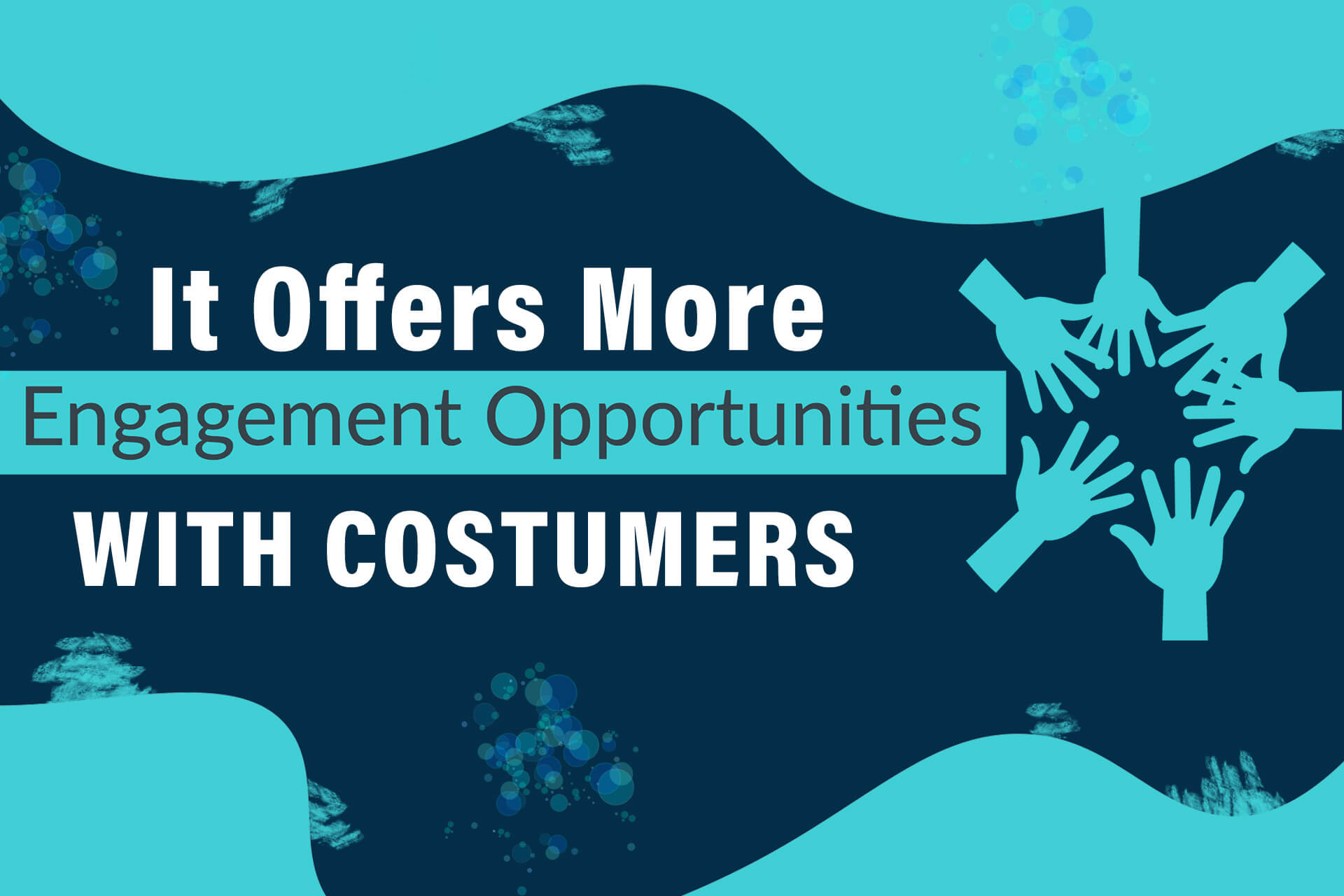 Social Media Marketing Offers More Engagement Opportunities With Customers