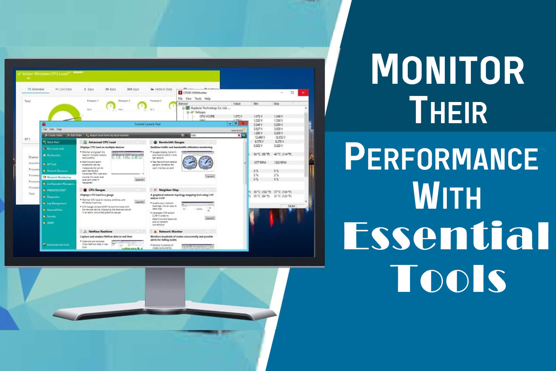 Monitor Their Performance With Essential Tools
