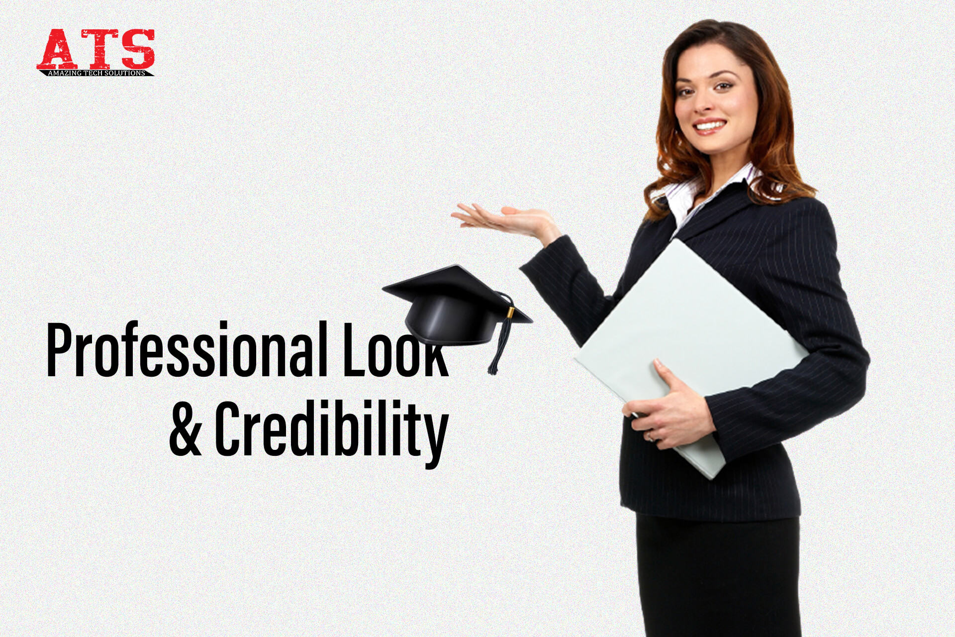 A Business Having Website Show Professional look and credibility