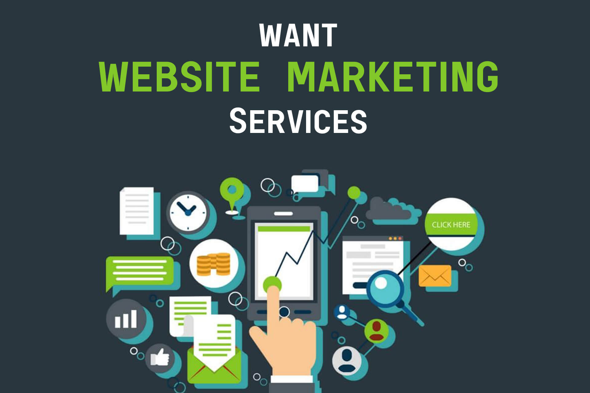 Want Website Marketing Services?