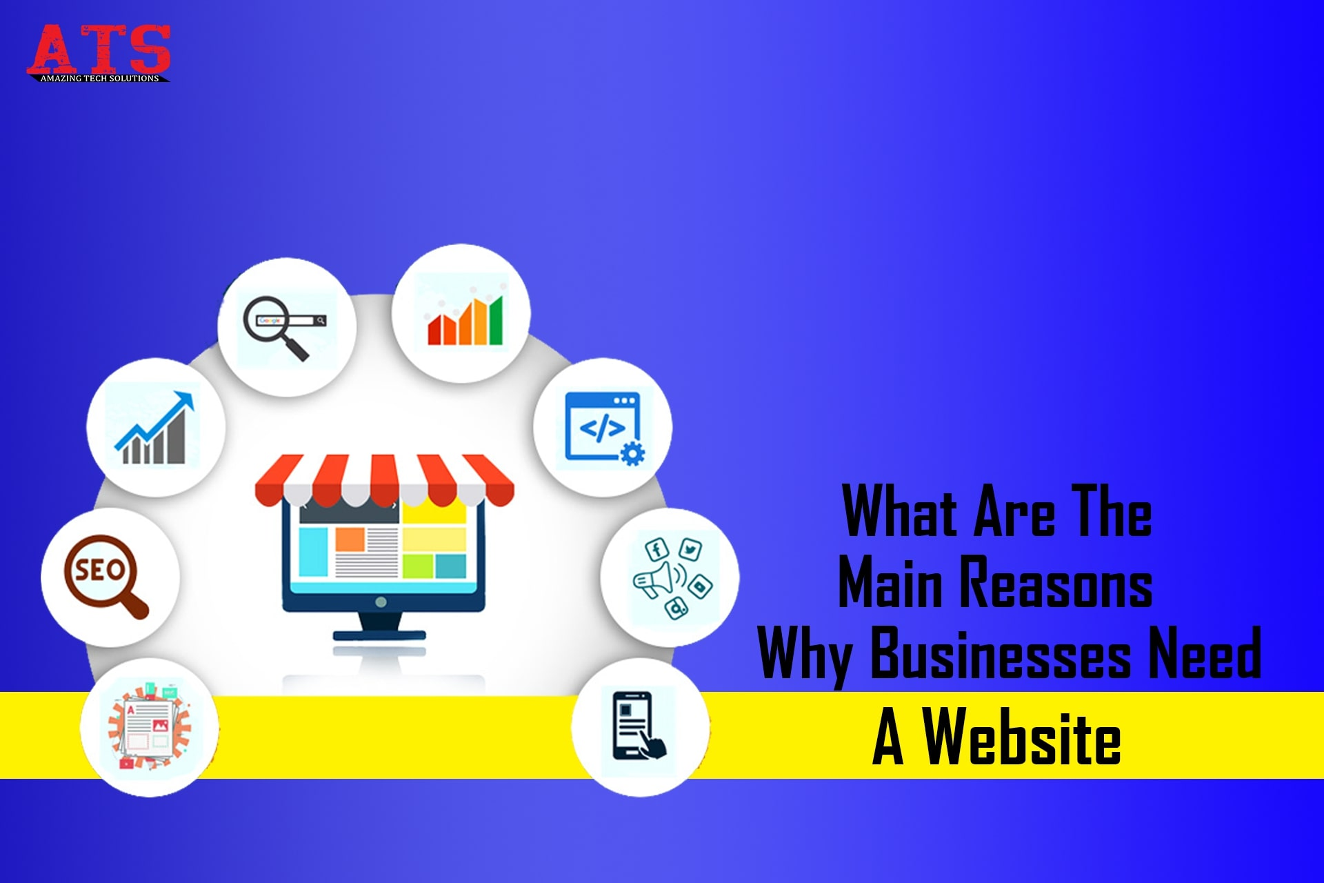 What Are The Main Reasons Why Businesses Need A Website In 2021?