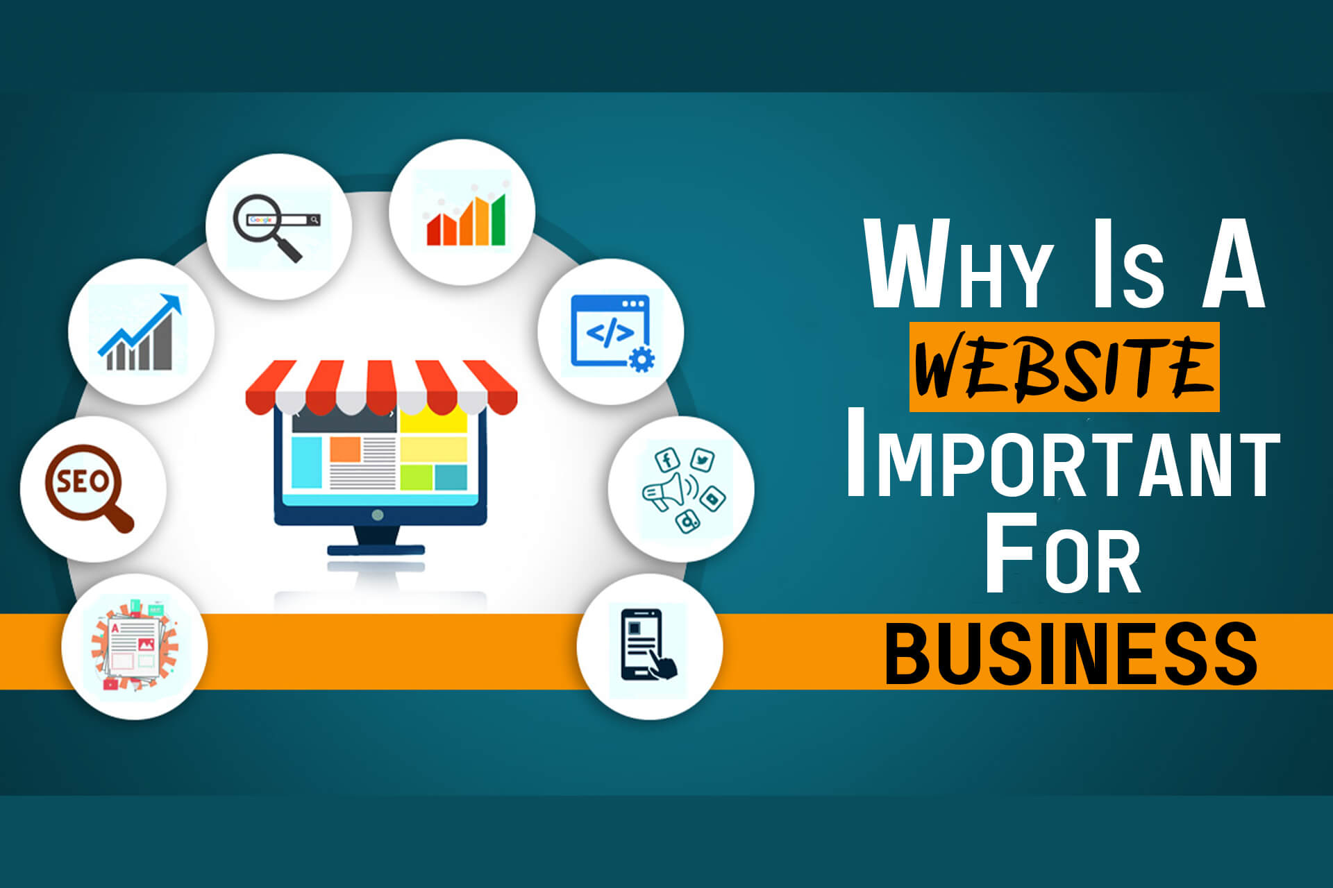 Why Is A Website Important For Business?