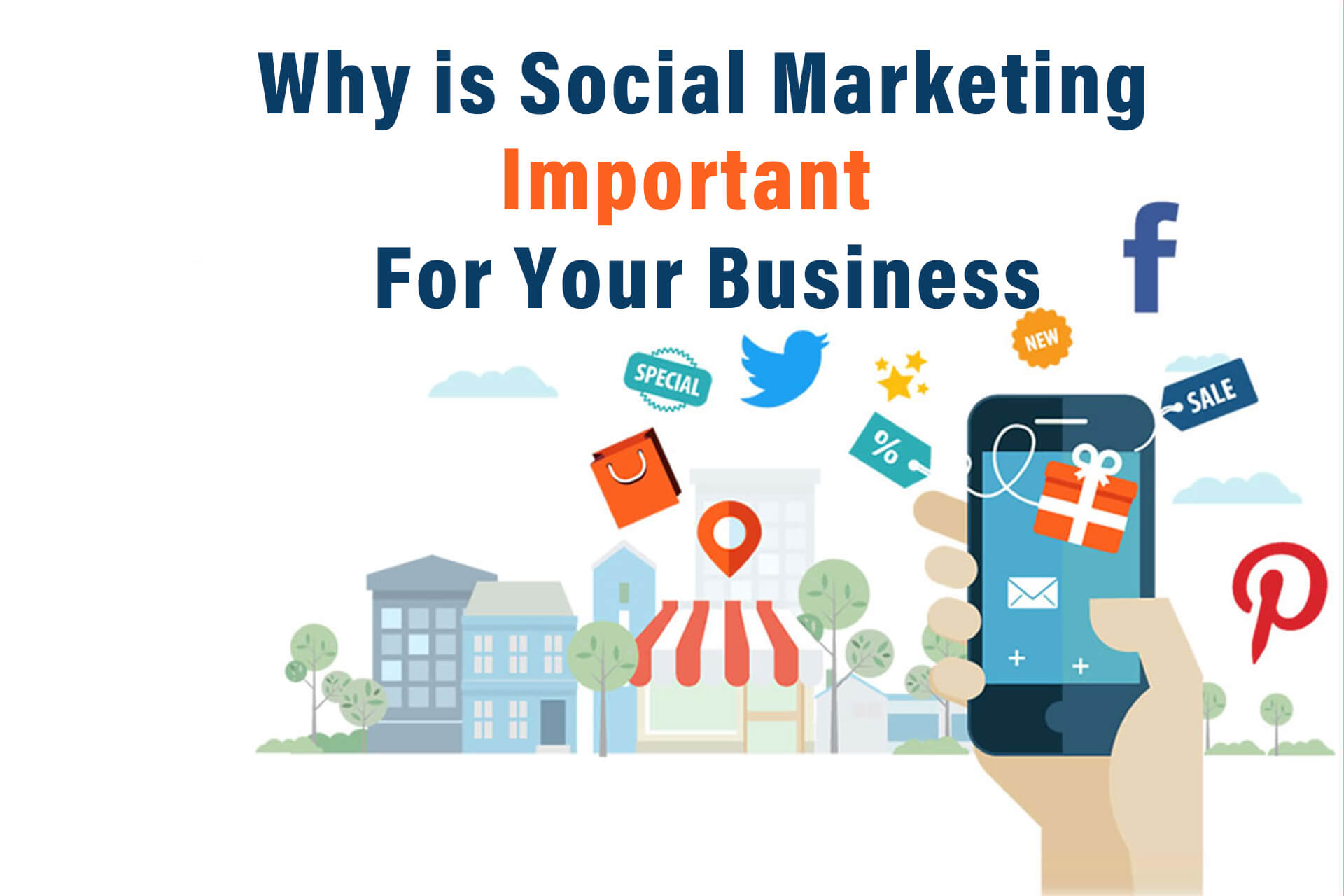 Why Is Social Media Marketing Important For Your Business?