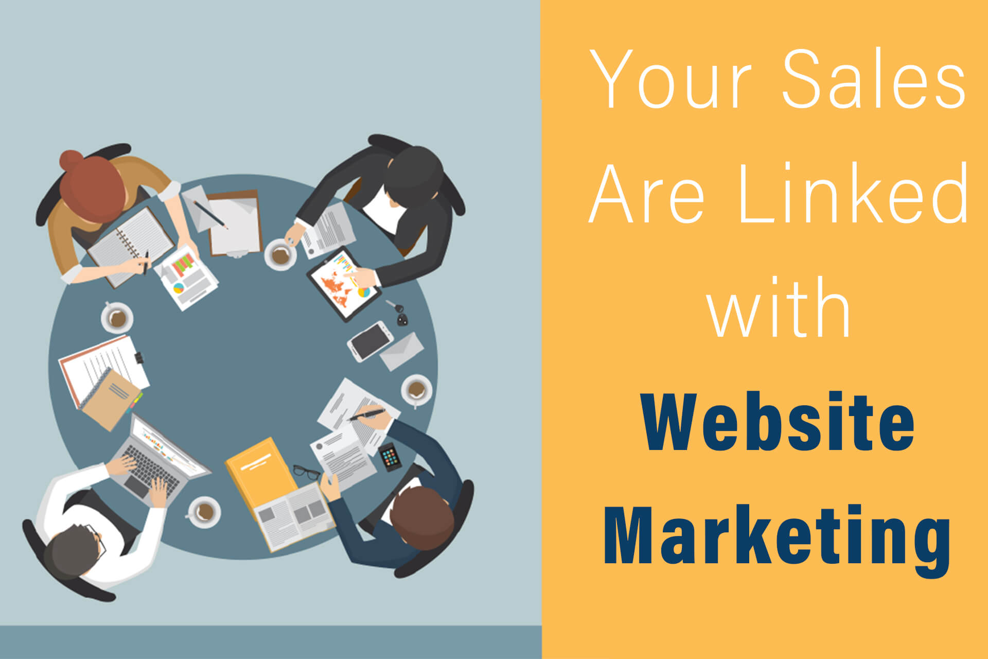 Your Sales Are Linked With Website Marketing