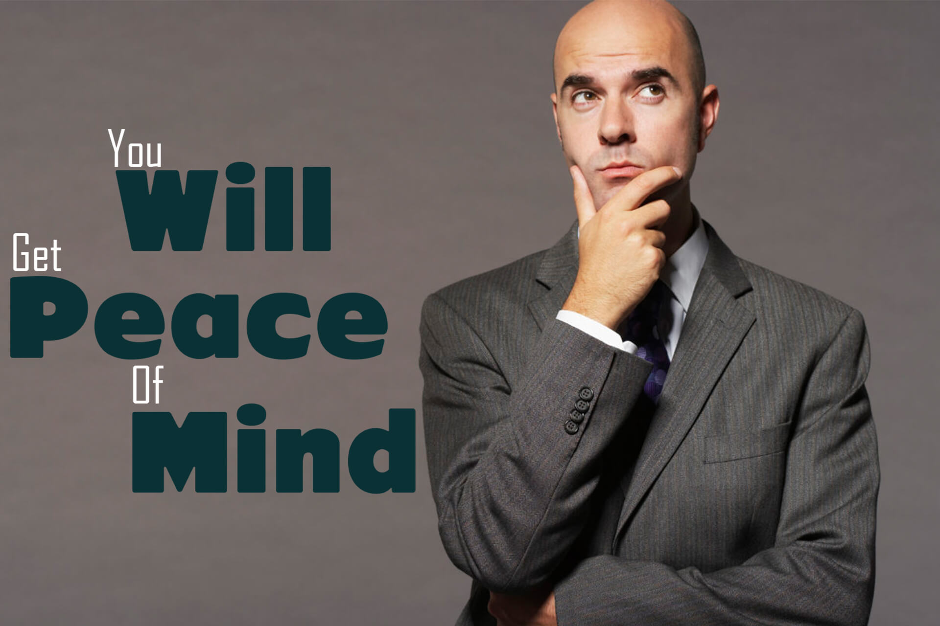 Outsourcing will provides you peace of mind