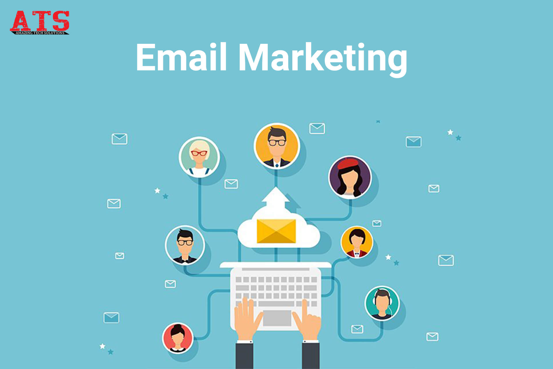 Use email marketing for growing e commerce business
