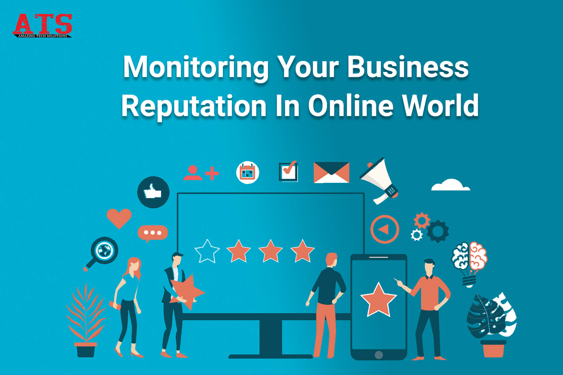 Monitoring Your Business Reputation In Online World